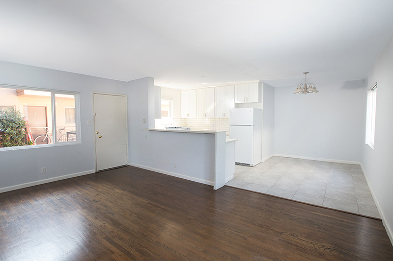 Great Updated Kitchen! Spacious Layout! Wood Floors!
