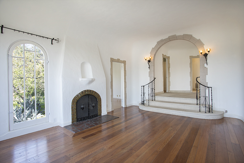 Grand Hilltop Residence | Gothic Style with Southern French Influences | Incredible Views | Ornate Original Details