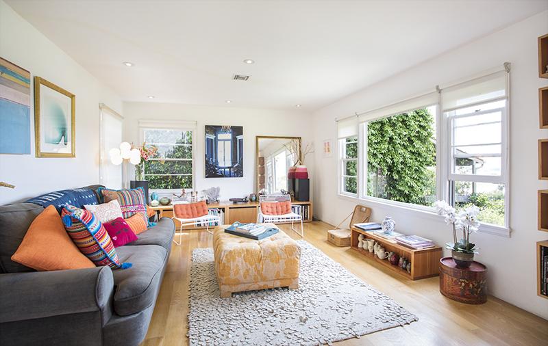 Los Feliz Hills Furnished Home | Lush Yard w/Stunning Views | Luxury Finishes | Bonus Den