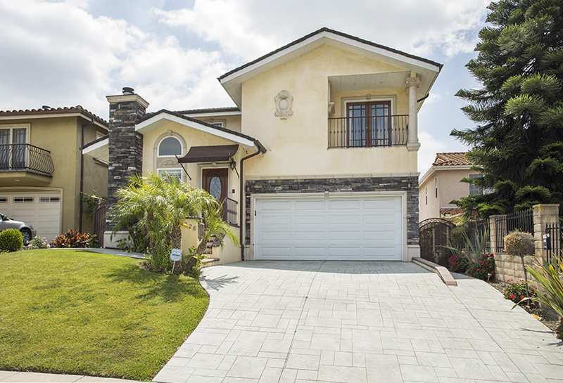 Gorgeous New Construction 2 Story Home | Surround Sound + TONS of modern and luxury touches | Front and Back Yard