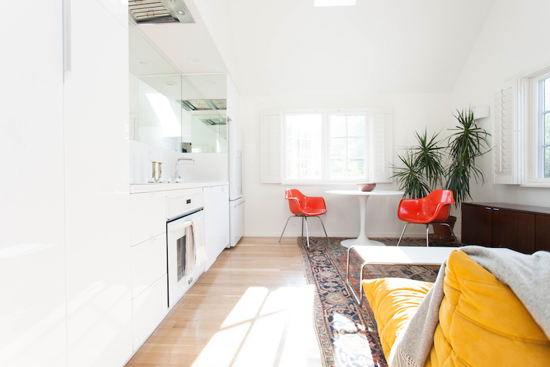Designer Renovated 2 Bedrm w/ Unique Minimalistic Touches for Modern Hollywood Living