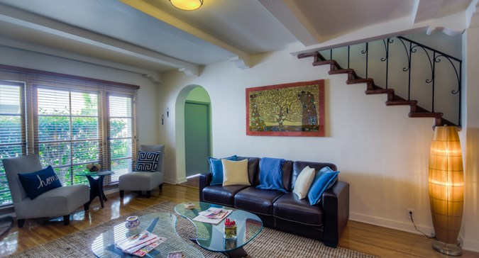 Beverly Hills Furnished Home, Short & Long Term Lease Available