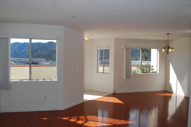 Spacious & modern condo in the sought after Foothills with mountain views