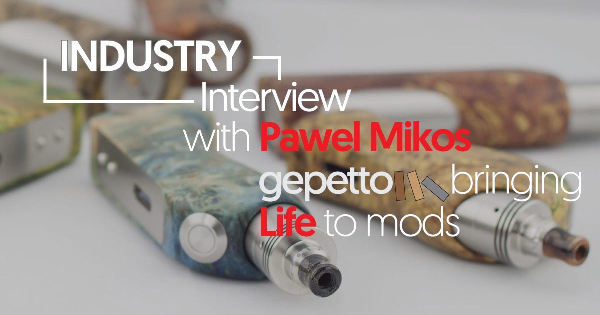 Interview With Gepetto: Bringing Life To Mods!