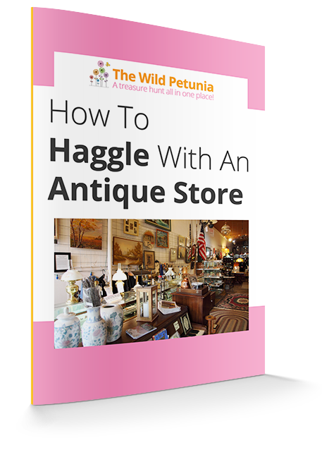 How To Haggle With An Antique Store