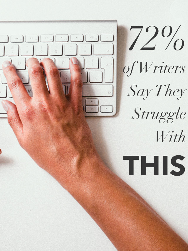 72% of Writers Struggle With Not Knowing How to Finish Writing a Book