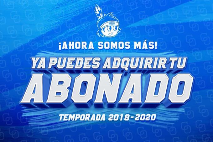 YAQUIS DE OBREGÓN - TEMPORADA 2019-2020
