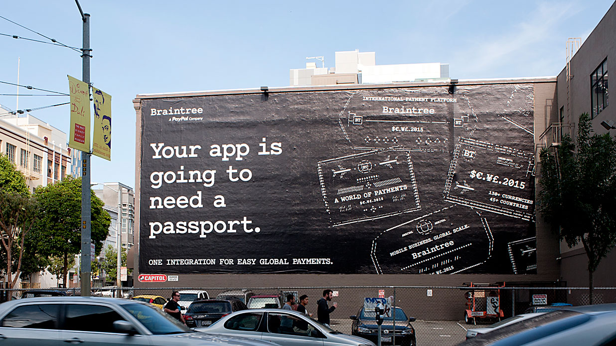 your app is going to need a passport