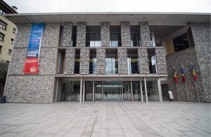 The new Andorran parliament