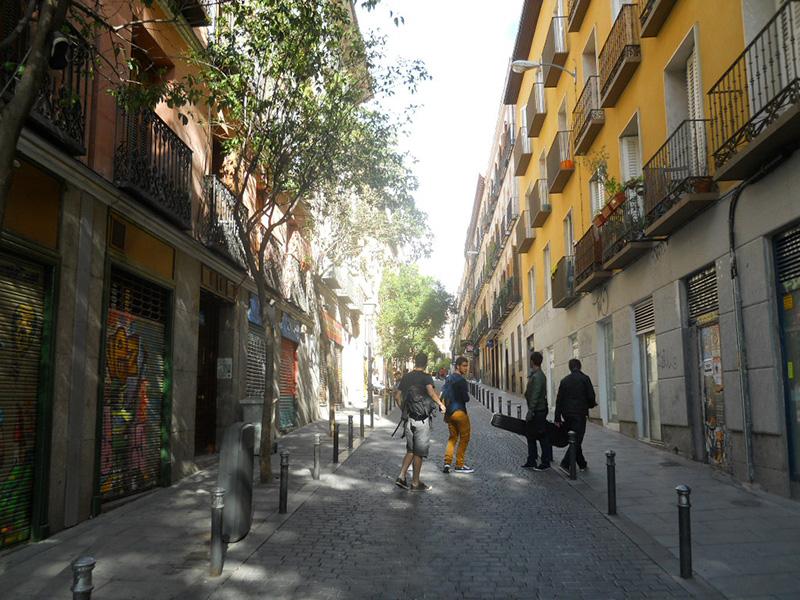 Barrio-de-Malasana