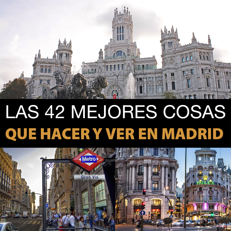 que hacer madrid