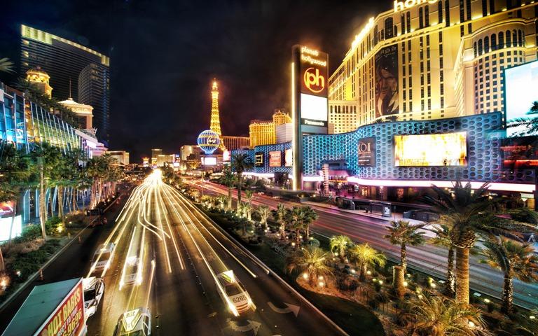 1. Las Vegas Strip
