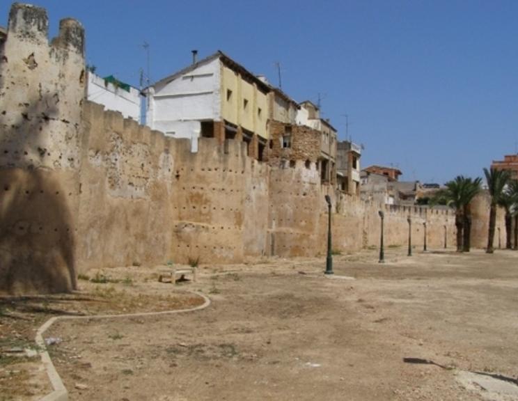 1. Muralla medieval