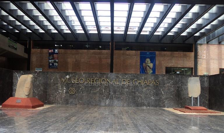 1. Museo Regional de Antropología e Historia de Chiapas