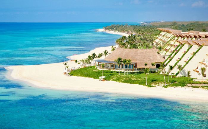 1. Riviera Maya