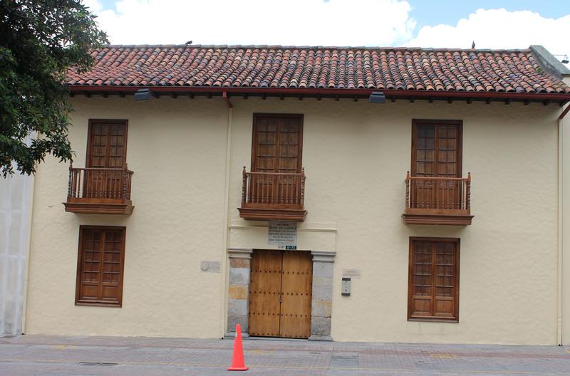 10. Casa Museo Francisco José de Caldas