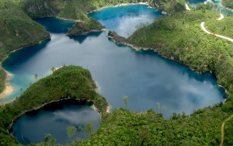 10. Lagunas de Montebello
