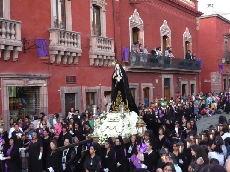 12. Festividad de la Virgen de La Concepción