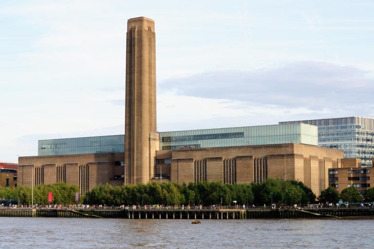 12. Museo Nacional Británico de Arte Moderno