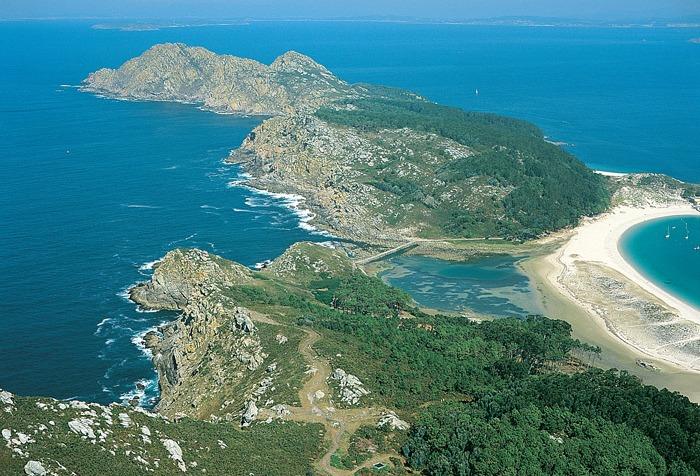 13. Islas Atlánticas de Galicia