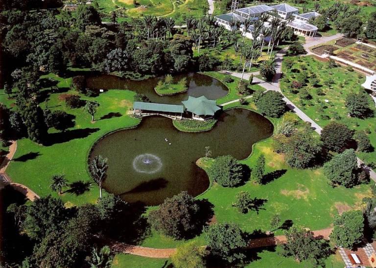 13. Jardín Botánico José Celestino Mutis