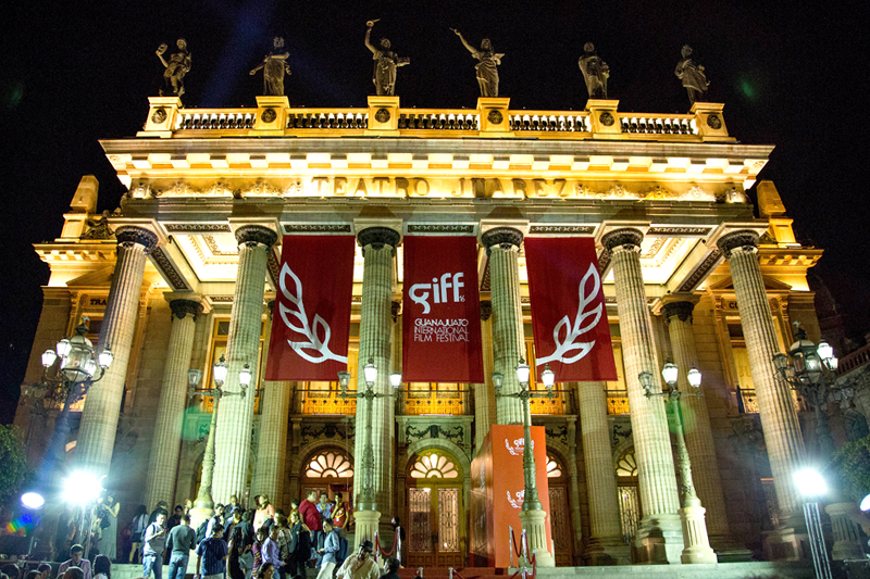 14. Festival Internacional de Cine Guanajuato