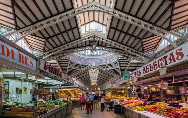 14. Mercado Central