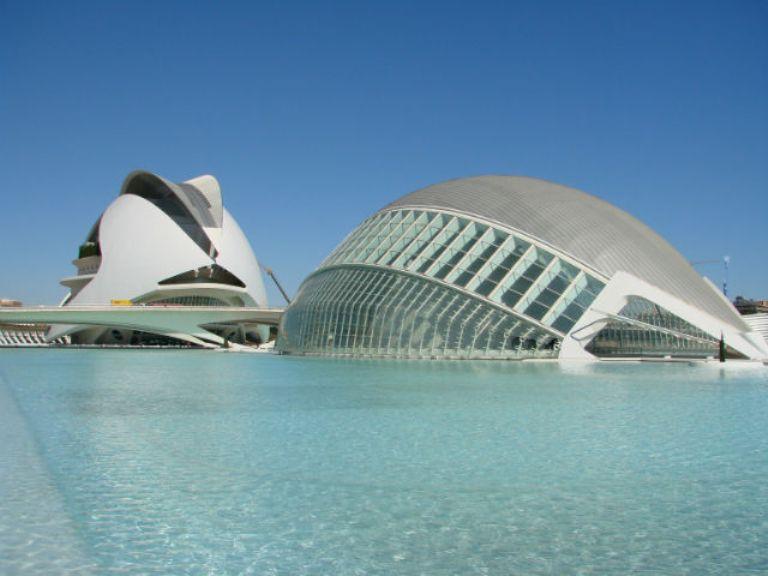 15. Ciudad de las Artes y las Ciencias