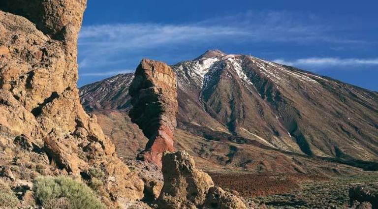 15. Parque Nacional del Teide