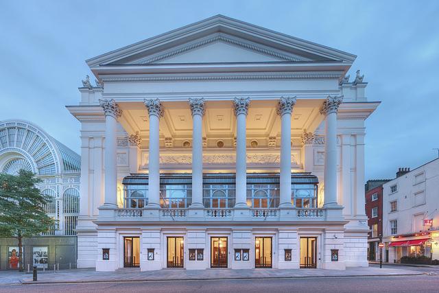17. Teatro Real de Ópera