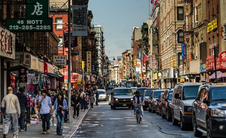 18. Dar una vuelta por Chinatown