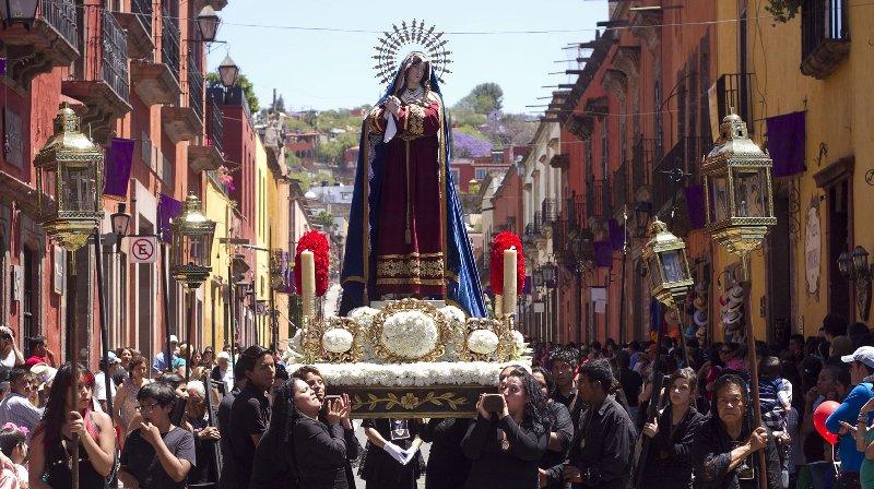 MÉXICO SEMANA SANTA