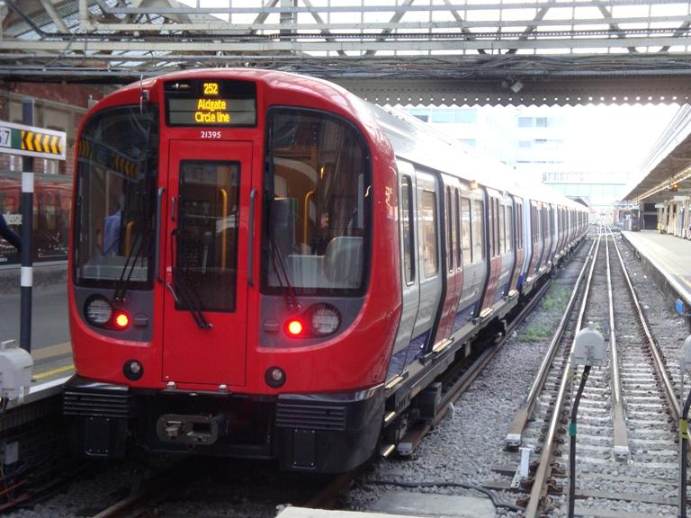 20. Metro de Londres