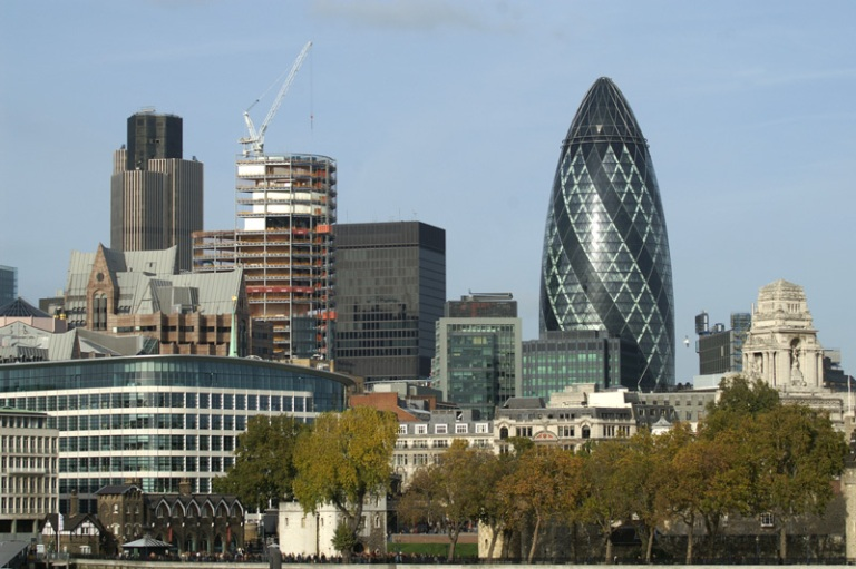 21. City de Londres