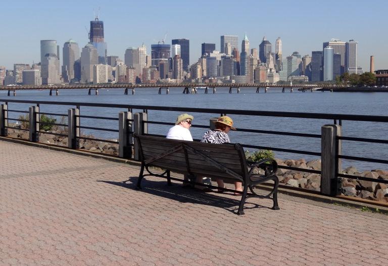 25. Ver Manhattan desde Nueva Jersey