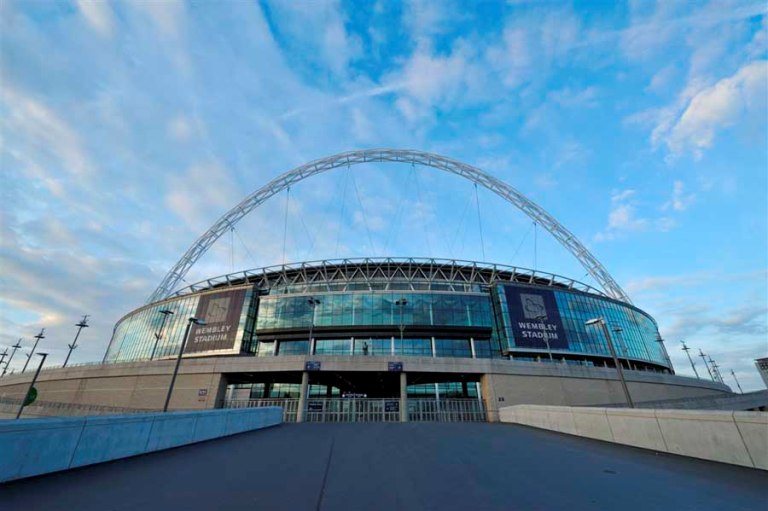 28. Estadio de Wembley