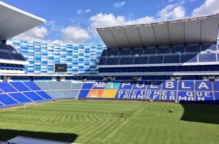 28. Puebla deportiva