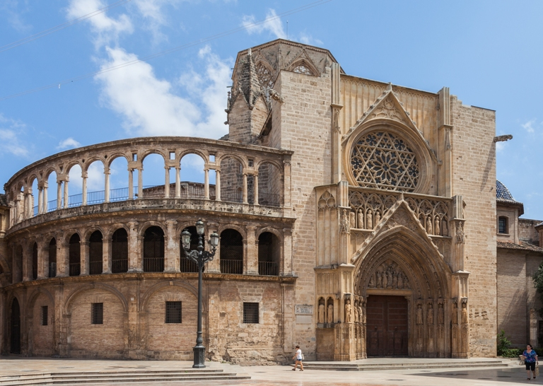 3. Catedral de Santa María