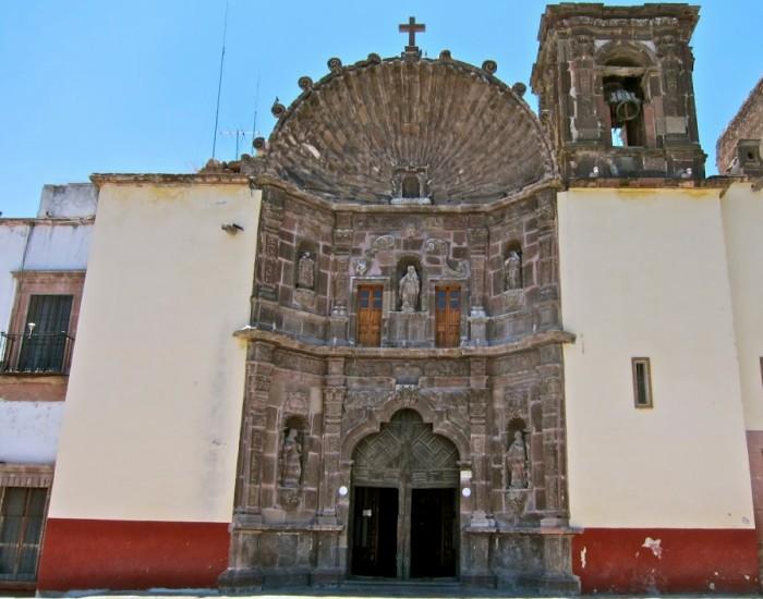 3. Templo de Nuestra Señora de la Salud