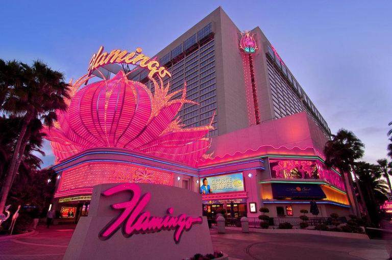 4. Flamingo Las Vegas