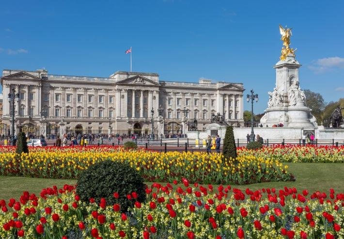 4. Palacio de Buckingham