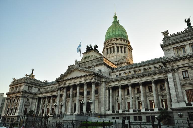 4. Palacio del Congreso