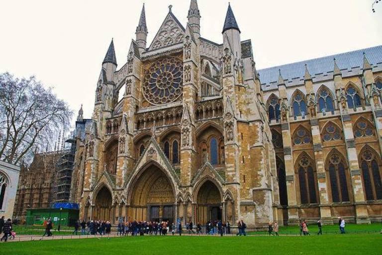 6. Abadía de Westminster