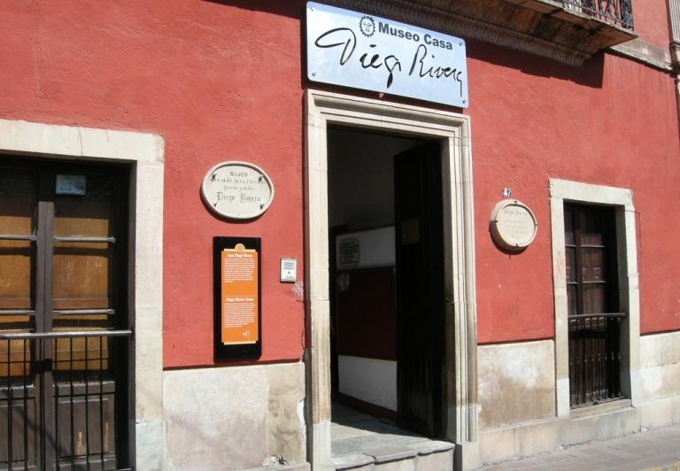 6. Museo Casa Diego Rivera