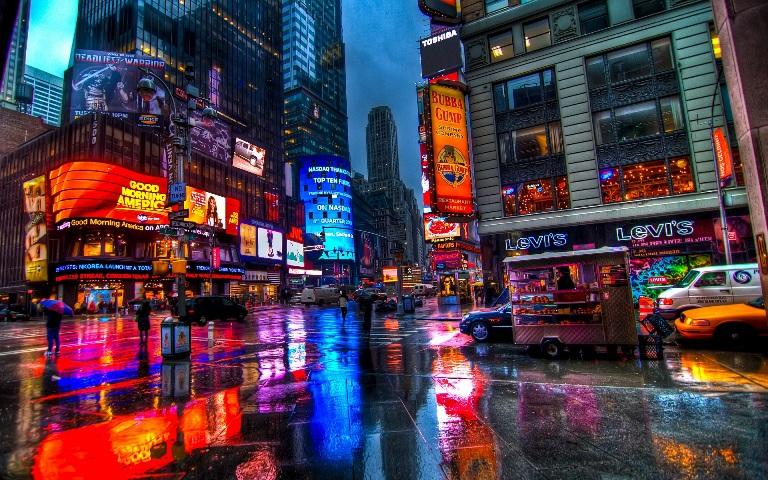 6. Una foto en Times Square
