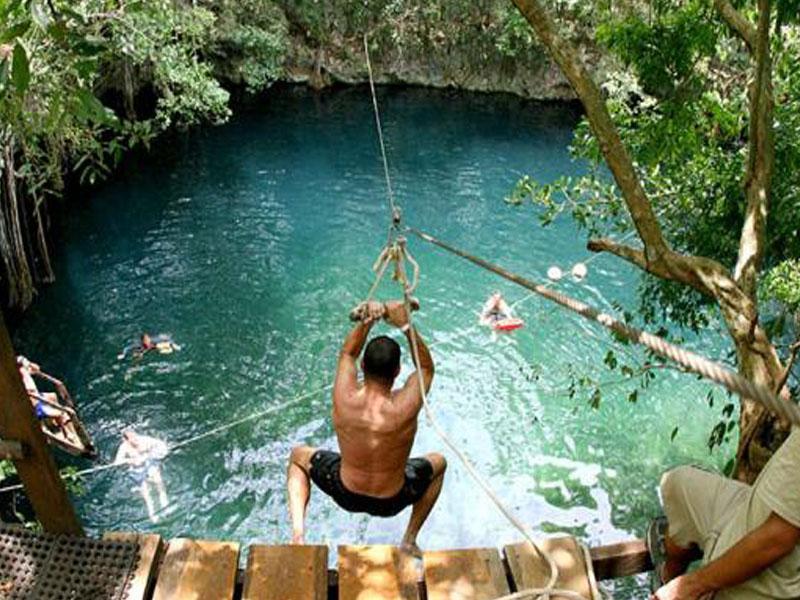 6.Cenotes