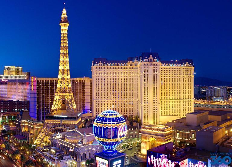 7. París Las Vegas