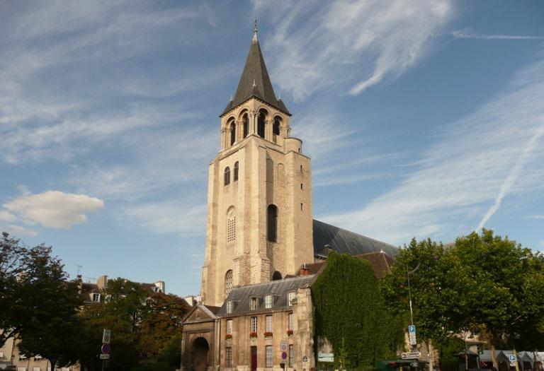 9. Abadía de Saint-Germain-des-Prés
