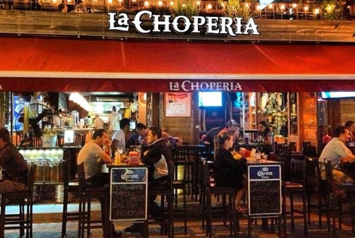 9. La Choperia