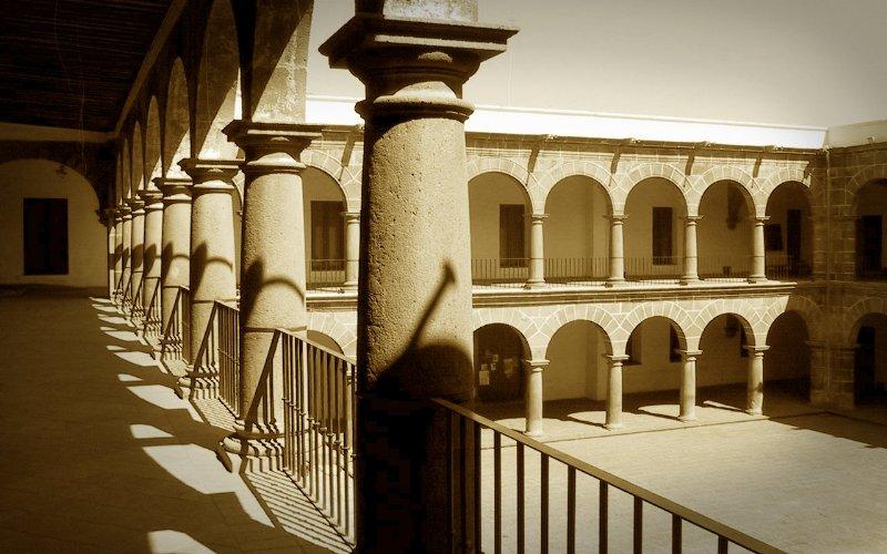 9. Museo de Arte Virreinal